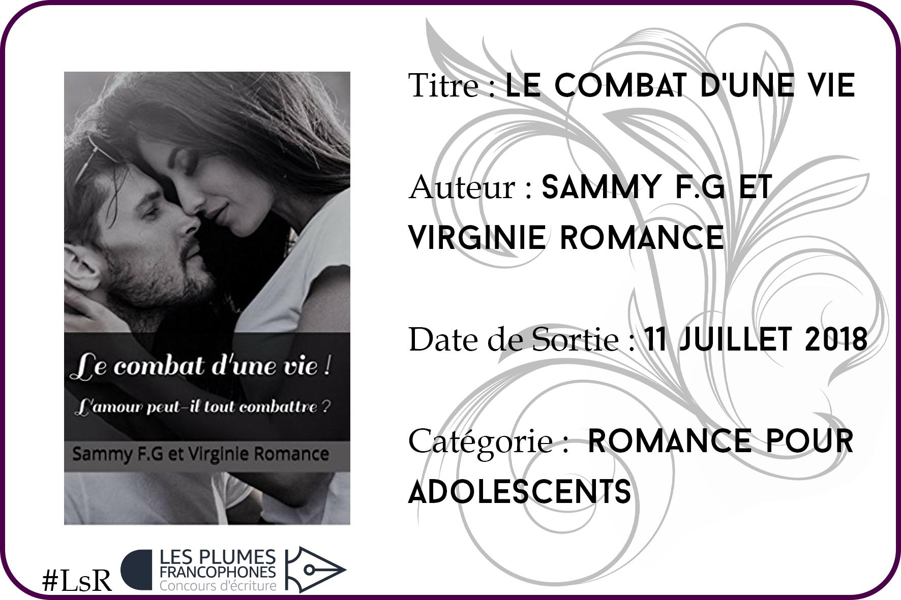 Sammy F.G et Virginie Romance